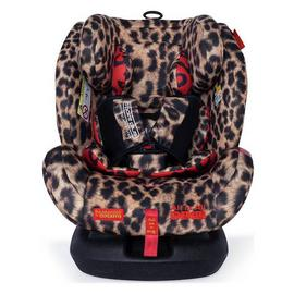 Cosatto All in All Hear Us Roar Group 0/1/2/3 Car Seat-Multi