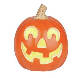 Argos Home Halloween Medium Light Up Pumpkin