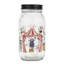 Halloween Circus Light Up Jar