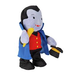 Halloween Animated Dracula Soft Toy