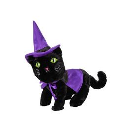 Halloween Animated Cat Soft Toy