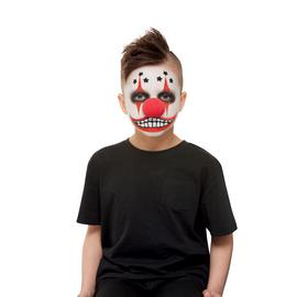 Illusions Halloween Clown Makeup Set