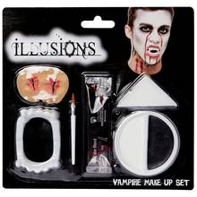 Illusions Halloween Vampire Makeup Set