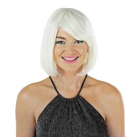 Argos Home Halloween Glow In The Dark Wig