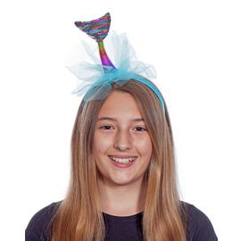 Halloween Mermaid Tail Headband