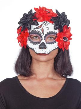 Argos Home Halloween Day of the Dead Mask