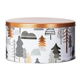Argos Home Noir Cake Tin