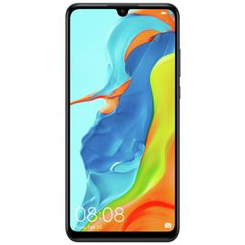 SIM Free Huawei P30 Lite 128GB Mobile Phone - Black