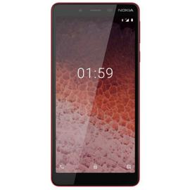 Nokia 1 Plus UK SIM-Free Smartphone - Red Best Price and Cheapest