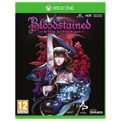 Bloodstained: Ritual of the Night Xbox One Pre-Order Game