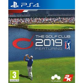The Golf Club 2019 PS4 Game