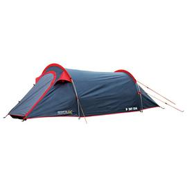 Regatta Halin 2 Man 2 Room Lightweight Dome Camping Tent