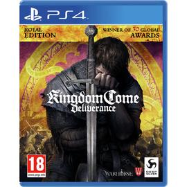 Kingdom Come: Deliverance Royal Edition PS4 Game