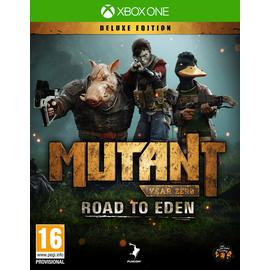 Mutant Year Zero: Road to Eden Xbox One Pre-Order Game