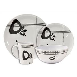 Leisurewize 16-Piece Melamine Set