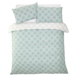 Argos Home Spot Print Bedding Set - Kingsize