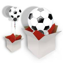 Pioneer Soccer Ball Bubble Balloon In A Box