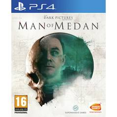 Dark Pictures: Man of Medan PS4 Pre-Order Game