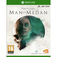 Dark Pictures: Man of Medan Xbox One Pre-Order Game