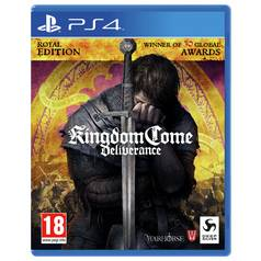 Kingdom Come: Deliverance Royal Edition PS4 Pre-Order Game