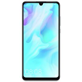 SIM Free Huawei P30 Lite 128GB Mobile Phone - White