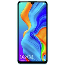 SIM Free Huawei P30 Lite 128GB Mobile Phone - Blue