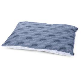 Petface Grey Feather Pillow Mattress - Medium