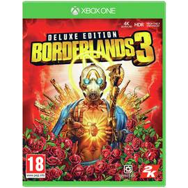 Borderlands 3: Deluxe Edition Xbox One Pre-Order Game
