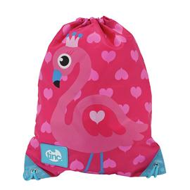 Tinc Flamingo Drawstring Bag