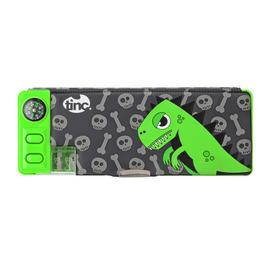 Tinc Dinosaur Compartment Pencil Case