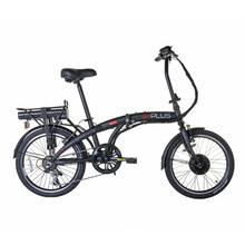 E-Plus 20 inch Wheel Size Unisex Folding Electric Bike