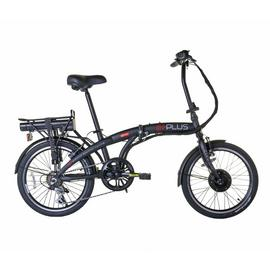 E-Plus 20 inch Wheel Size Unisex Folding Electric Bike