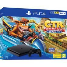 Sony PS4 500GB Console & Crash Team Racing Bundle