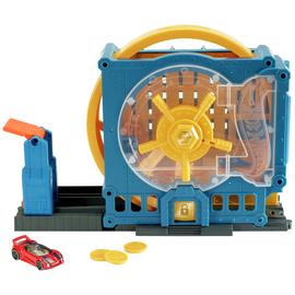 Hot Wheels Super Bank Breakout Playset