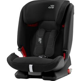 Britax Advansafix IV M Group 1/2/3 Car Seat - Cosmo Black
