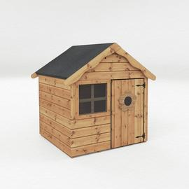 Mercia Snug Wooden Playhouse