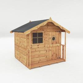 Mercia Tulip Wooden Playhouse