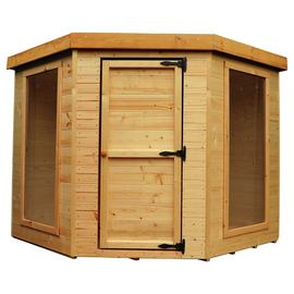 Mercia Corner Style Wooden Playhouse