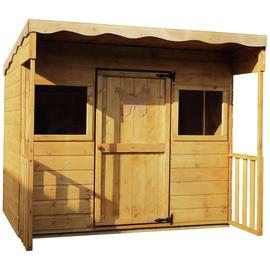Mercia Penthouse Style Wooden Playhouse