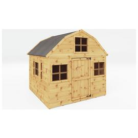 Mercia Dutch Style Wooden Playhouse