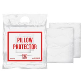 Argos Home Quilted Pair of Pillow Protectors
