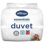 more details on Silentnight Essentials 10.5 Tog Duvet - Single.
