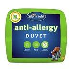 more details on Silentnight Anti-Allergy 10.5 Tog Duvet - Single.
