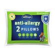 more details on Silentnight Anti-Allergy Pillow - 2 Pack