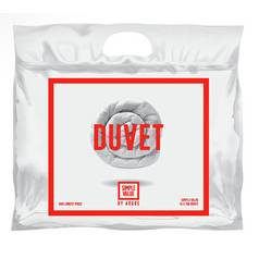 Simple Value 10.5 Tog Duvet - Double