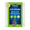 more details on Silentnight Anti-Allergy Pair of Pillow Protectors