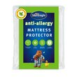 more details on Silentnight Anti-Allergy Mattress Protector - Single