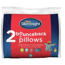 Silentnight Pair of Bounceback Pillows