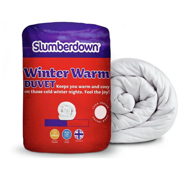 Buy Slumberdown Winter Warm 15 Tog Duvet Double At Argos