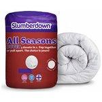 more details on Slumberdown All Seasons 9 + 4.5 Tog 3-in-1 Duvet - Kingsize